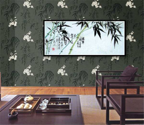 2017hot sale contemporary wall heat covers vinyl wallpaper